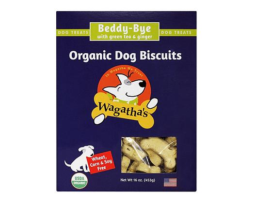 Wagatha's Beddy-Bye Biscuits 16oz