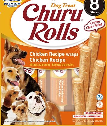 Inaba Churu Rolls Chicken for Dogs