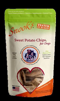Snook's Sweet Potato Chips (Multiple Sizes)