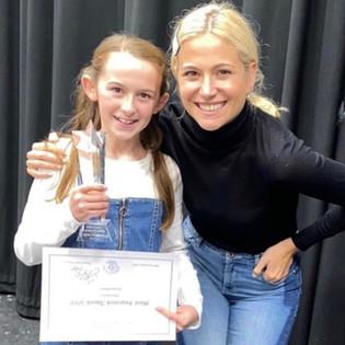 'Most Improved' Award 2019
