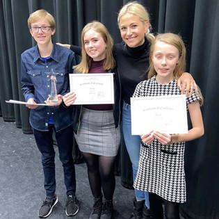 Acting Award 2019