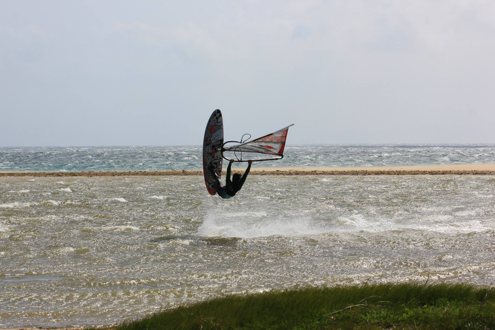 Tarifa Spin Out, tarifa windsurf