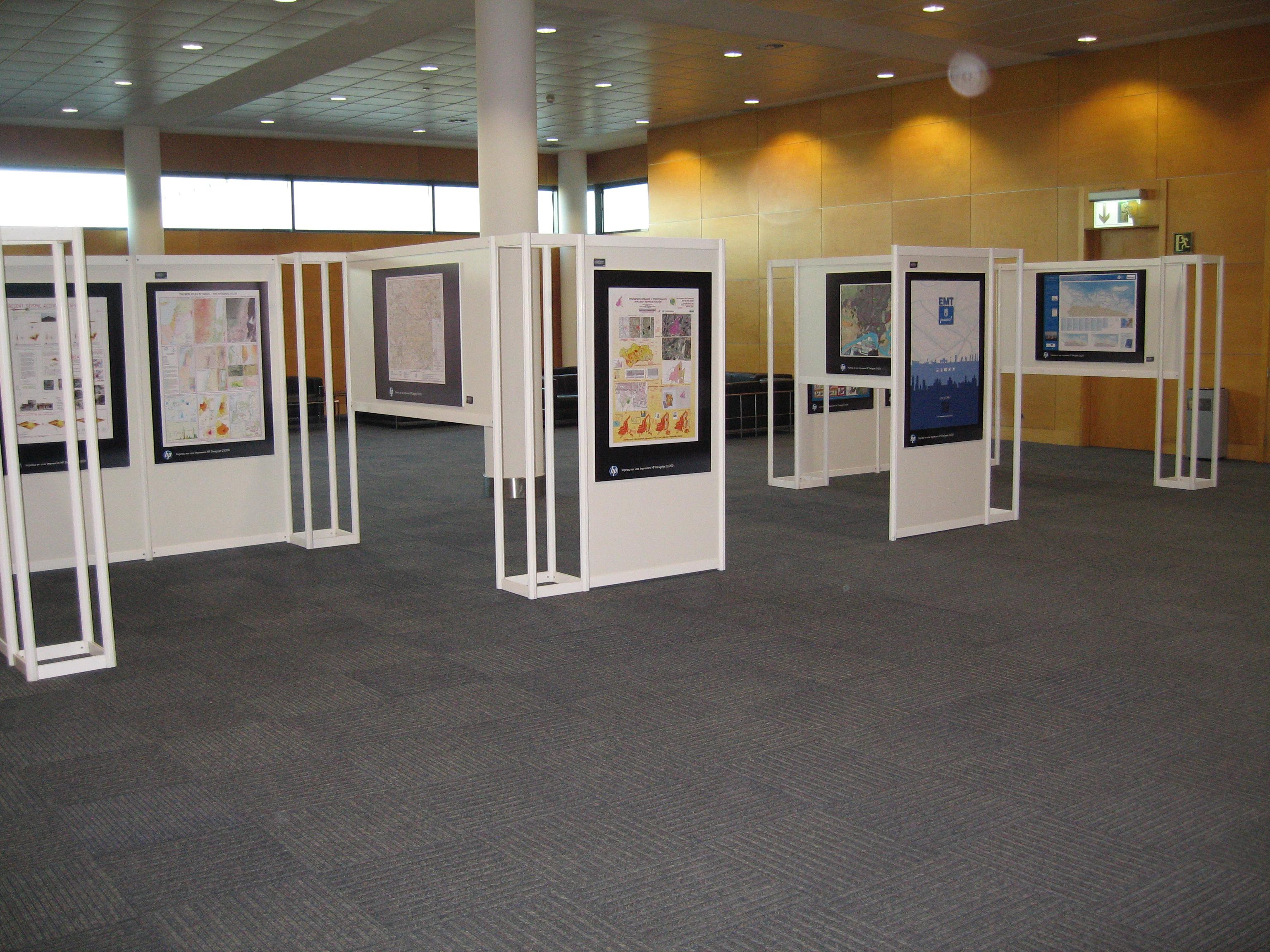 Exposición-ESRI-Di&P-Madrid