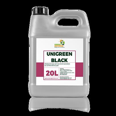 UNIGREEN BLACK 20 L | GREEN UNIVERSE AGRICULTURE