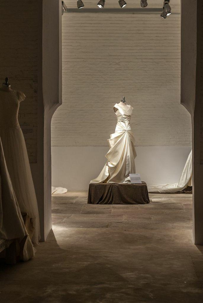 EVENTO Carmen Halffter showroom y desfiles de alta costura