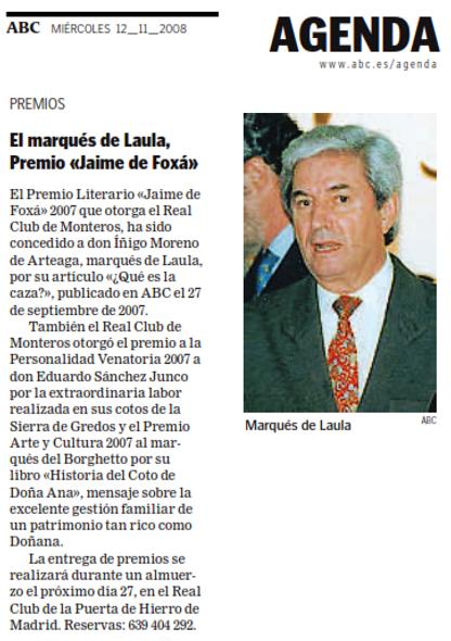 c1ea36d72dc Premios Real Club de Monteros