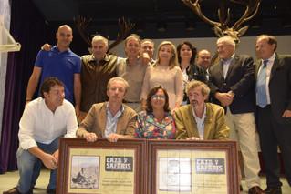 """PREMIOS CARACOLA 2019  """"Premio a la Defensa de la Caza y Medio"""" al RCM"""