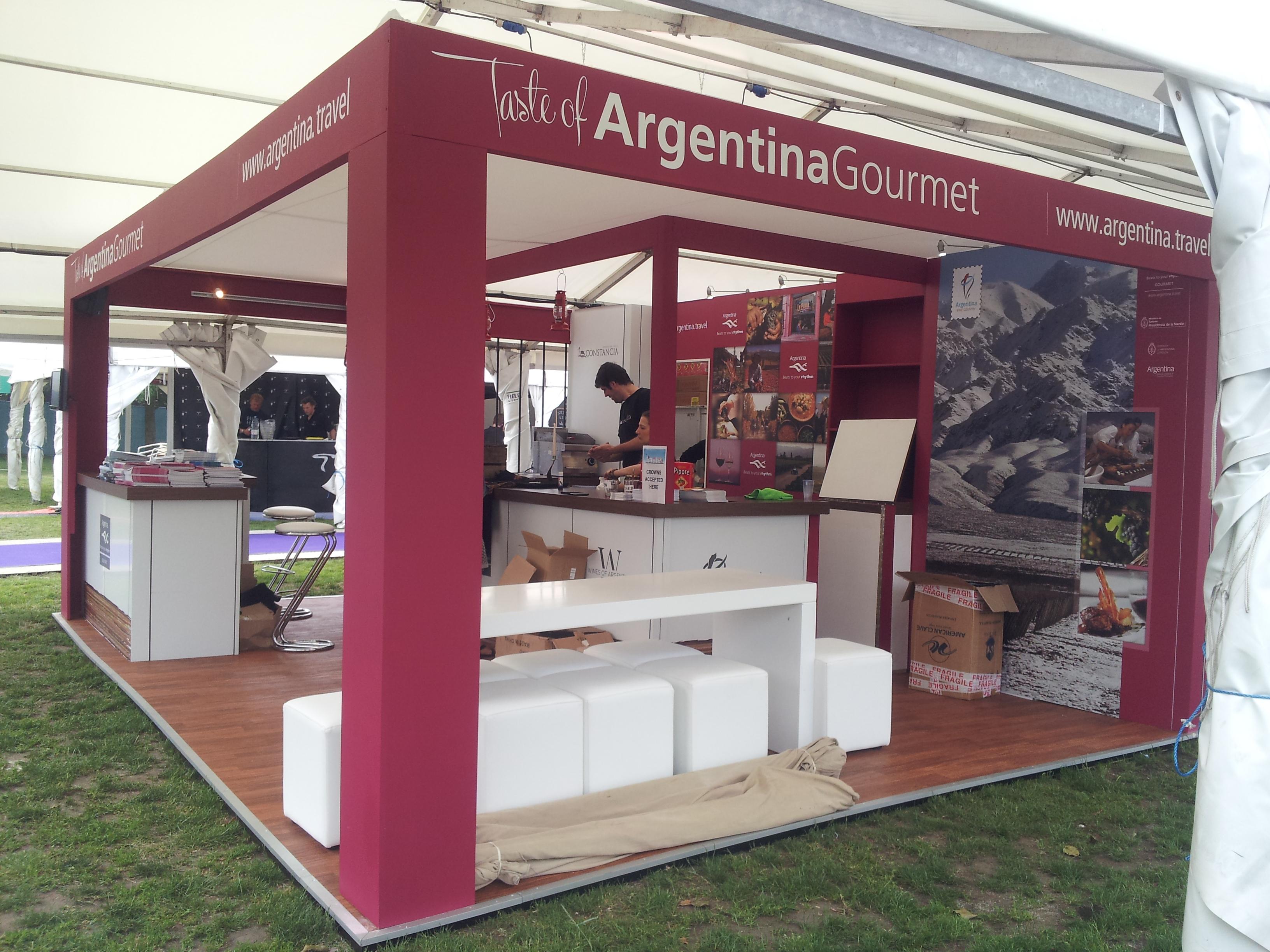 Stand-Diseño-Argentina-Di&P-Londres