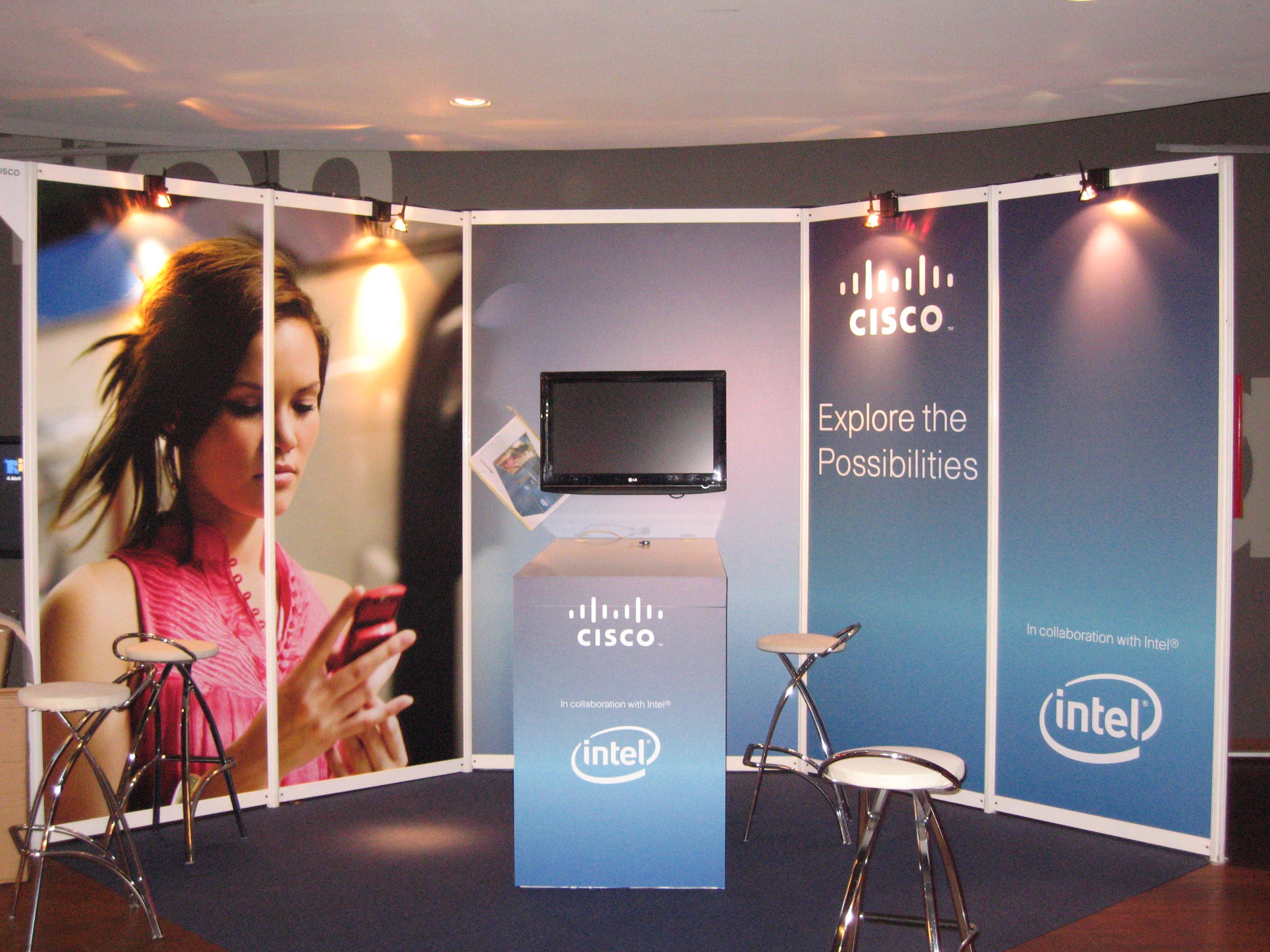 Stand-Modulares-Cisco-Intel-Di&P