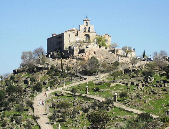 Santuario de la Virgen de la Cabeza(Fotografía: Santuario de la Virgen de la Cabeza)