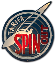 Logo Tarifa Spin Out Windsurf Kitesurf rental and lessons