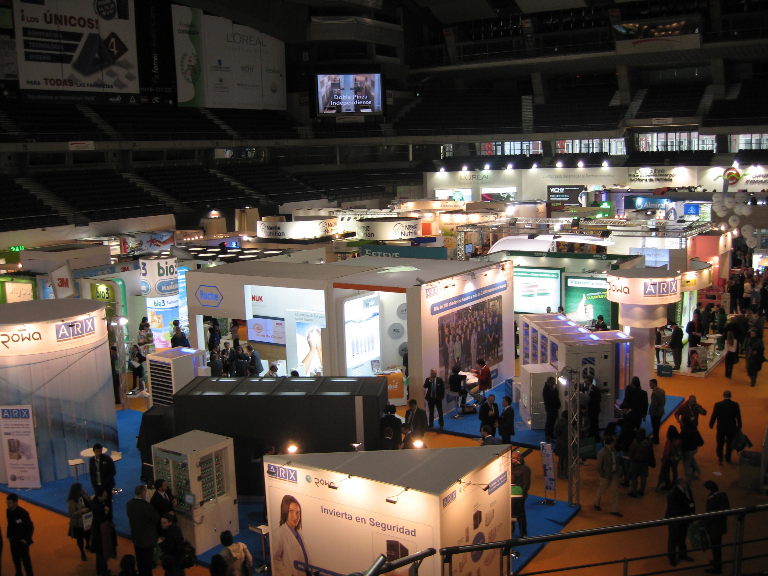 Diseño-Expo-Farmacia-Di&P-Madrid
