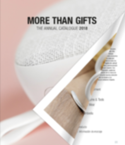 Catalogo regalos 2018 outinup