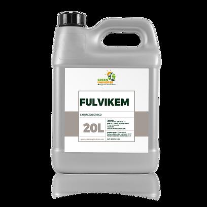 FULVIKEM 20 L | GREEN UNIVERSE AGRICULTURE