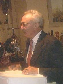 Discurso de Eduardo Coca Premiado en la cena de los Premios Agustín de Foxá 2003 del Real Club de Monteros