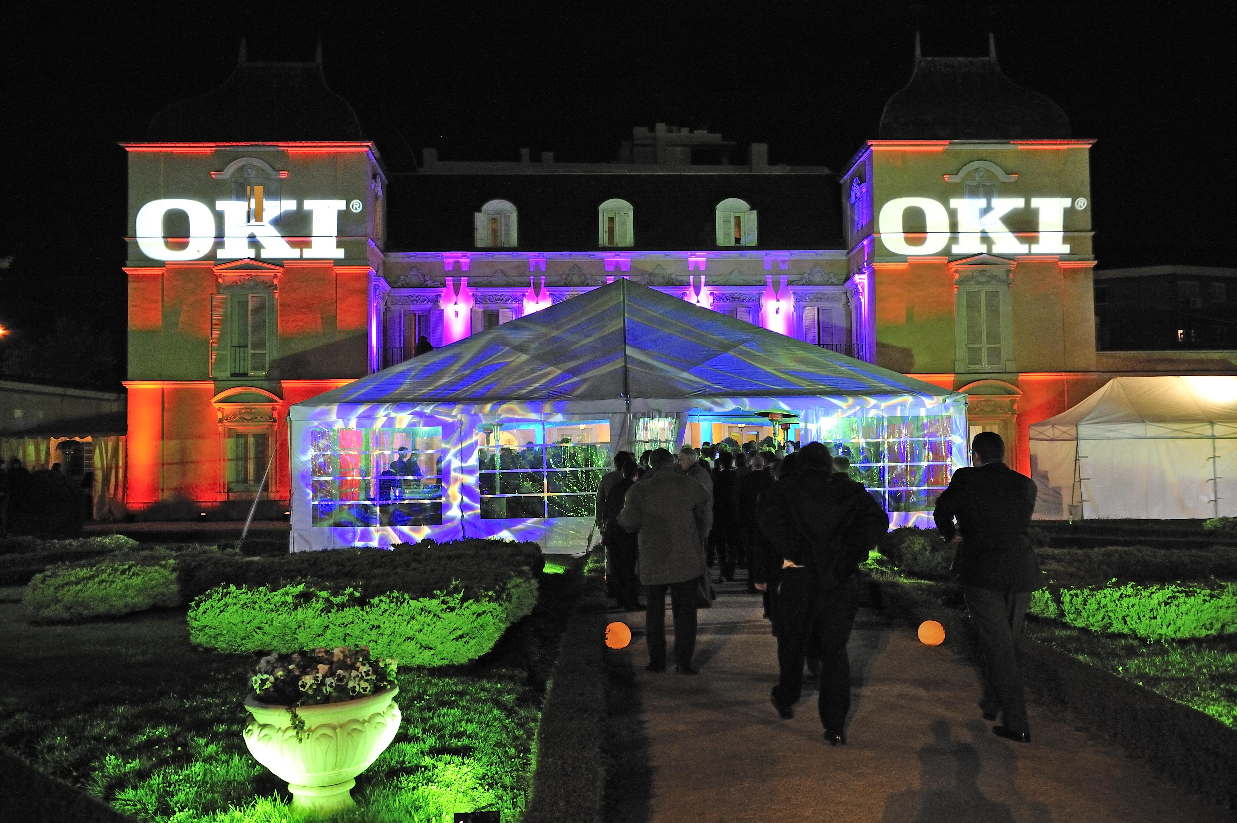 EVENTO_OKI_convención._Palacete_Duques_de_Pastrana