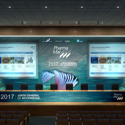 Pharmamar Junta General escenario IFEVI