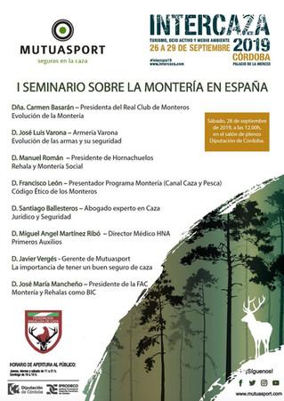 SEMINARIO MONTERÍA 27-09-2019