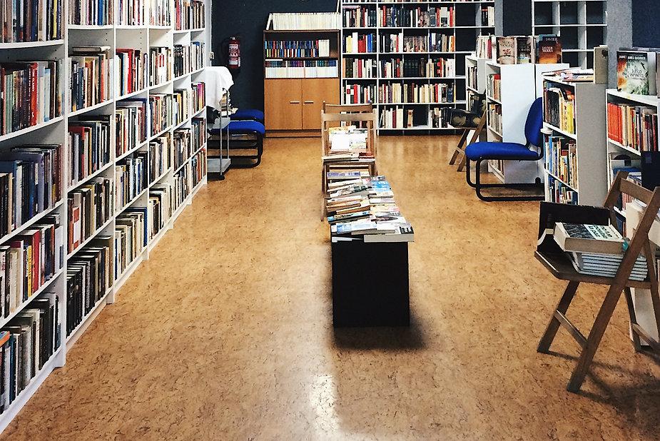 Foto Los Libros del Abuelo, tu librería solicaria