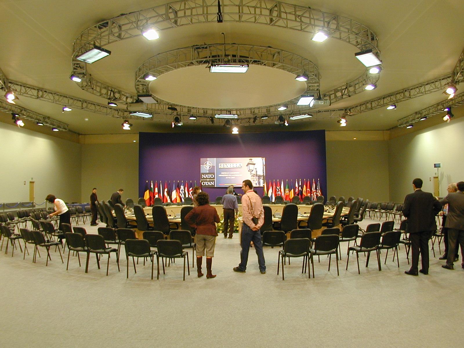 Producción-Evento-Otan-Sevilla