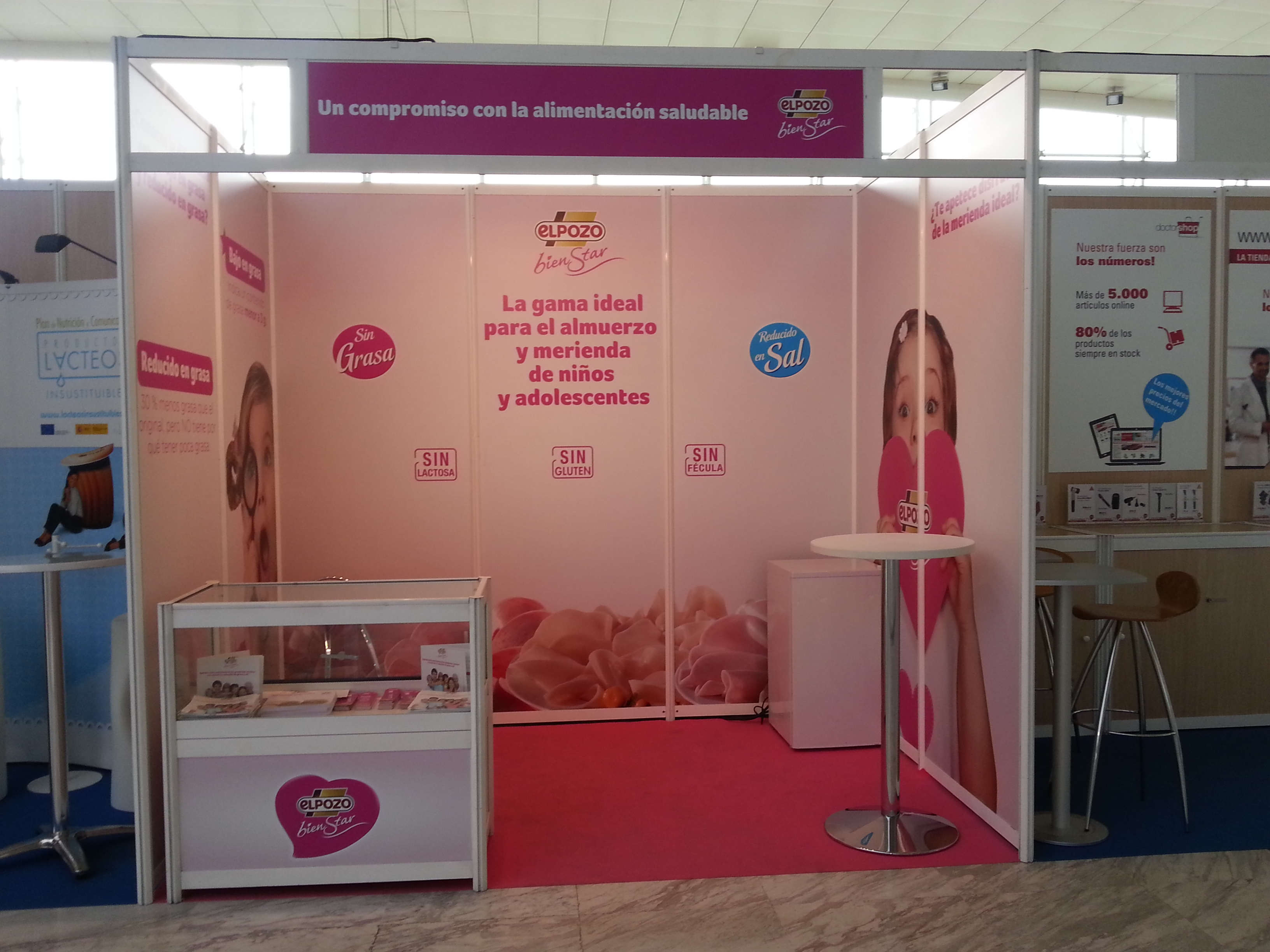 Modular-Stands-Booth-El Pozo-Di&P