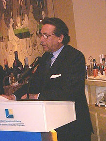 Discurso de Alfonso Usía en la cena de los Premios Agustín de Foxá 2003 del Real Club de Monteros