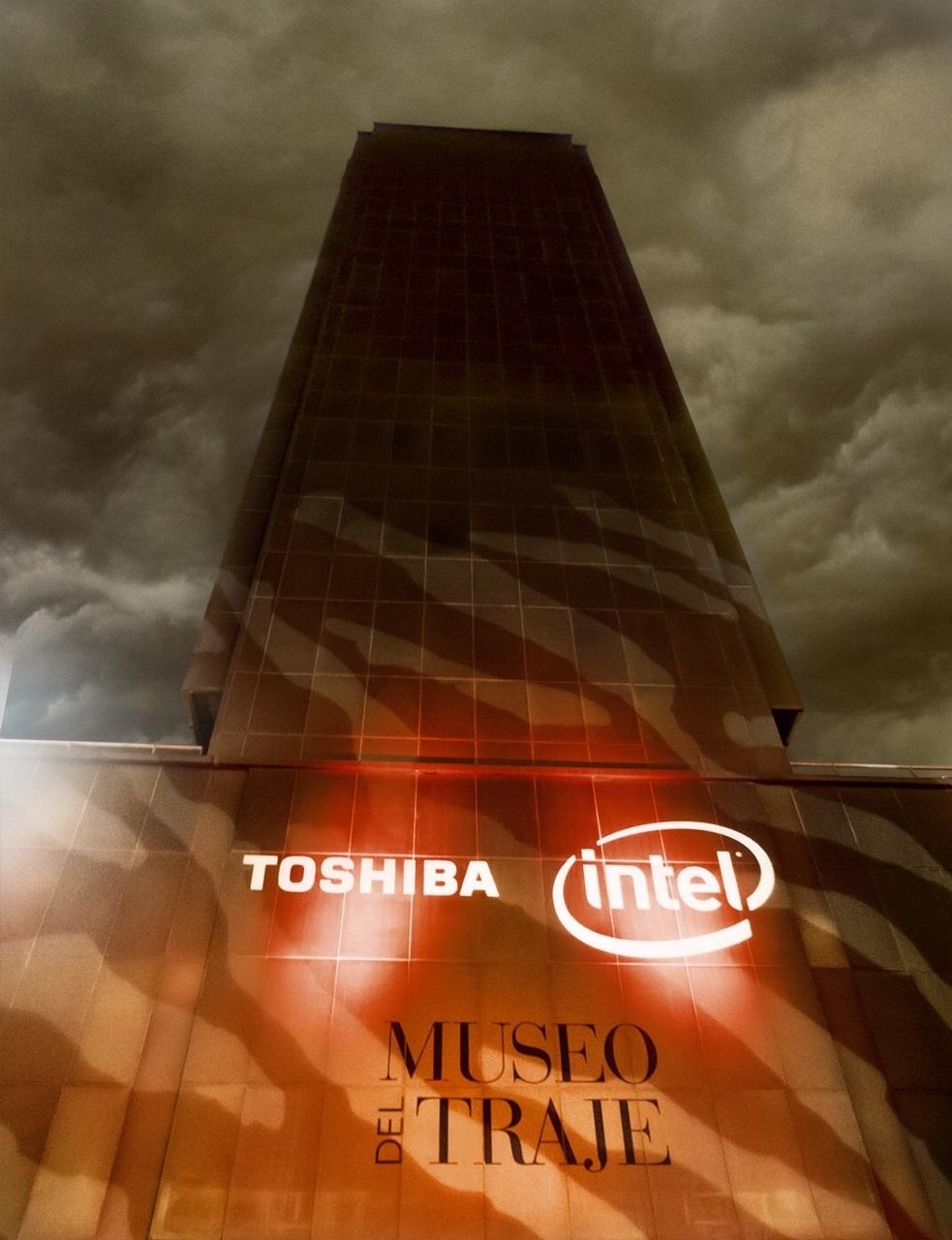 EVENTO TOSHIBA en el Museo del Traje