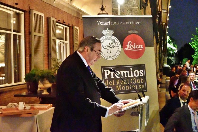 entrega Premios RCM 2017 Conde de Priego
