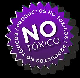 Sello PRODUCTOS NO TÓXICOS GREEN UNIVERSE