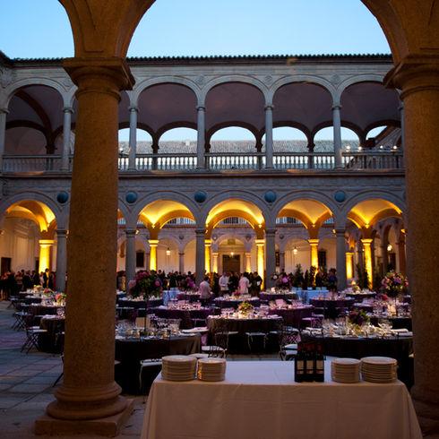 Palacio Tavera. Una noche mágica en un escenario único.