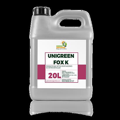 UNIGREEN FOX K 20 L | GREEN UNIVERSE AGRICULTURE