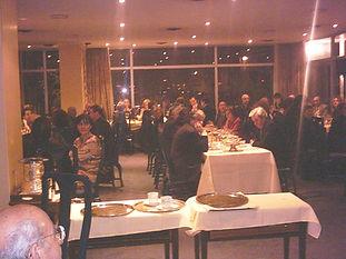 Cena de los Premios Agustín de Foxá 2003 del Real Club de Monteros
