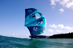 TARIFA SPIN OUT Foil-Wing-Cross