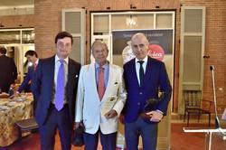 entrega Premios RCM 2017 los 3 premiados