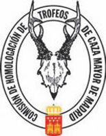 Logo Comision Homologacion Madrid