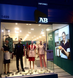 Loja AB Uniformes Alameda Lorena