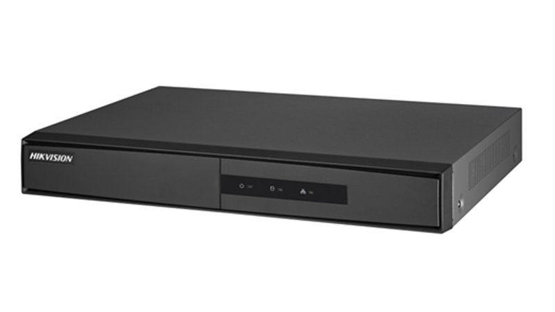DVR Turbo HD 4 Canales + 1 IP Modelo  DS-7204HGHI-F1(A)