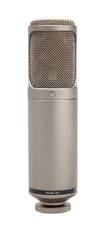 Röde K2 rörmikrofon