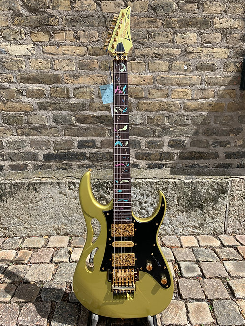 Ibanez Steve Vai PIA GOLD Limited Edition