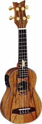 Ortega LIZARD-SO-GB Ortega Sopran ukulele,