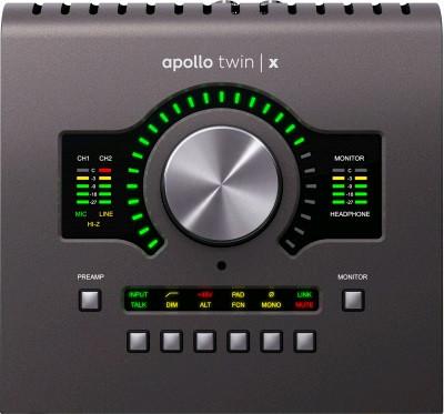 universal audio apollo twin x duo musikutangranser. Black Bedroom Furniture Sets. Home Design Ideas