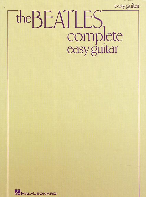 The Beatles Complete - guitar