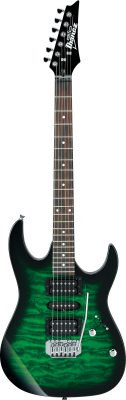 Gitarrpaket 2; Ibanez GRX70, Vox VT20X, kabel, axelband