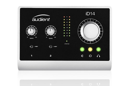AUDIENT ID14 - 10in/4out Audio Interface