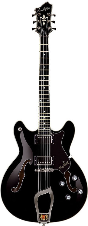 Hagström Viking Black