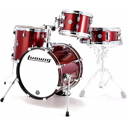 Ludwig - Breakbeats by Questlove - Red Sparkle
