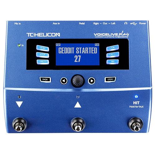 TC Helicon VoiceLive Play Vocal-effektpedal