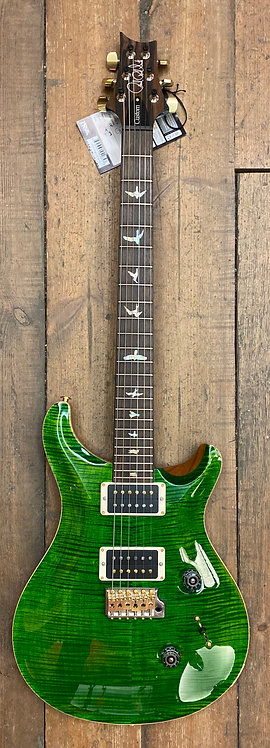 PRS Custom 24 Emerald Green 10Top EU