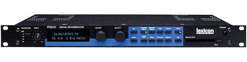 Lexicon PCM-91 Reverb