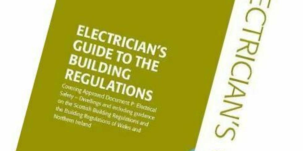 Electricians Building Regulation Training